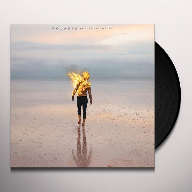 Polaris DEATH OF ME Vinyl Record