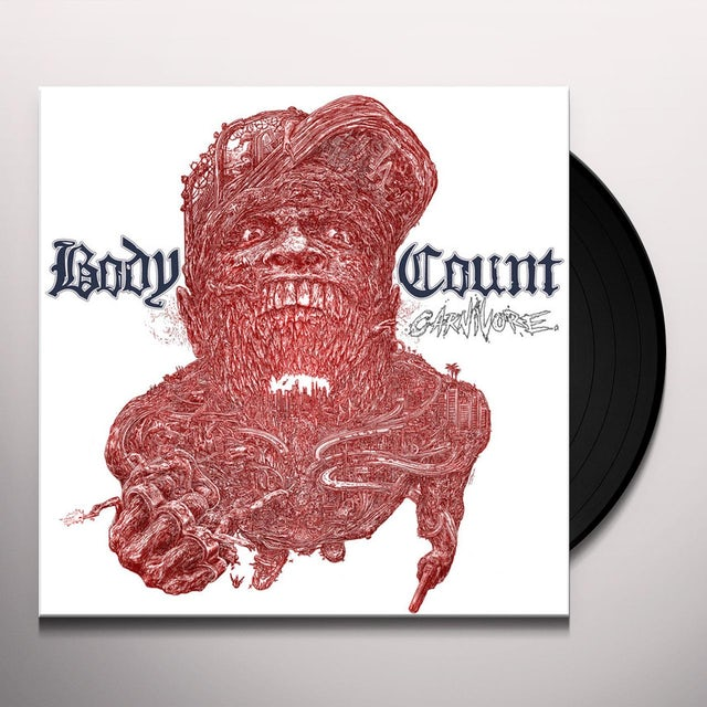 Body Count CARNIVORE Vinyl Record