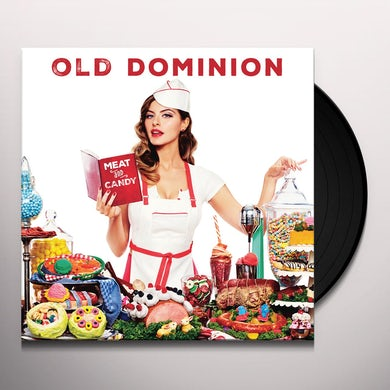 Old Dominion MEAT AND CANDY Vinyl Record