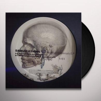 Samuli Kemppi REVERSAL REHEARSALS Vinyl Record