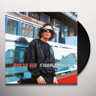 Martin Rev STRANGEWORLD Vinyl Record