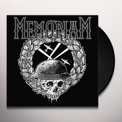 MEMORIAM HELLFIRE DEMOS Vinyl Record