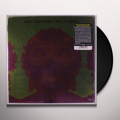 Suck Electronic Enciclopedic ASFIXIA AL CARRER VALENCIA Vinyl Record