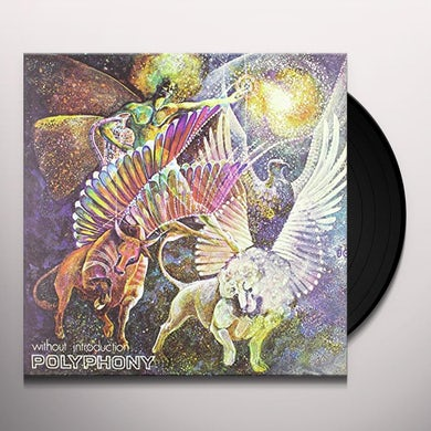 Polyphony WITHOUT INTRODUCTION Vinyl Record