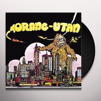 ORANG-UTAN Vinyl Record