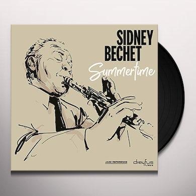 Sidney Bechet SUMMERTIME Vinyl Record