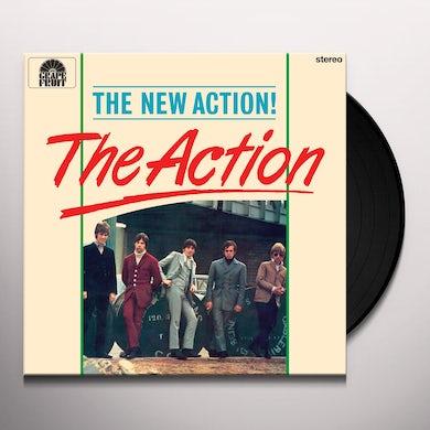 NEW ACTION Vinyl Record