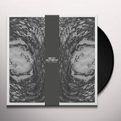 Necro Deathmort CAPSULE Vinyl Record