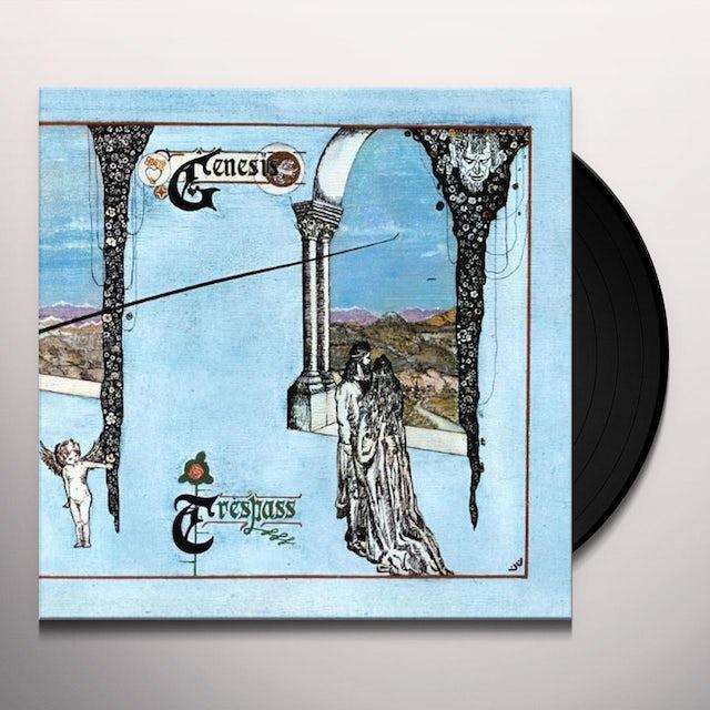 Genesis TRESPASS Vinyl Record