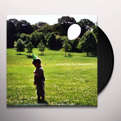 Definitive Jux Presents 4 / Various Vinyl Record