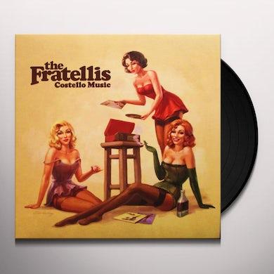 The Fratellis COSTELLO MUSIC Vinyl Record