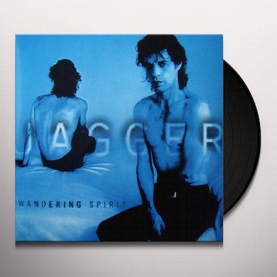 Mick Jagger Wandering Spirit (2 LP) Vinyl Record
