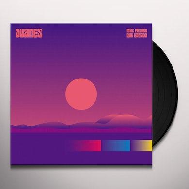 Juanes MAS FUTURO QUE PASADO Vinyl Record