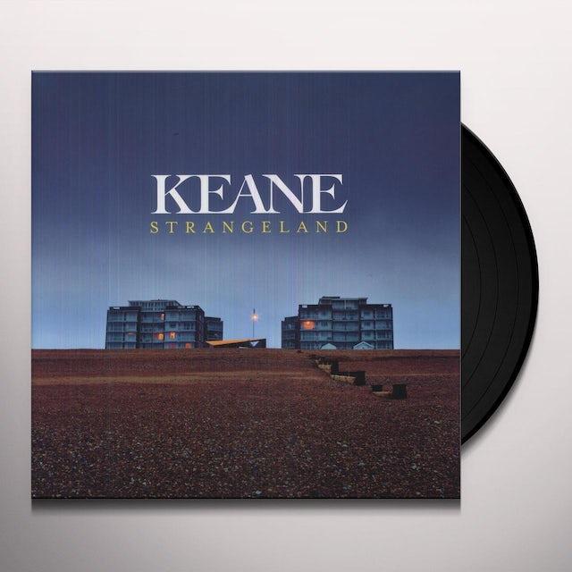 Keane STRANGELAND Vinyl Record