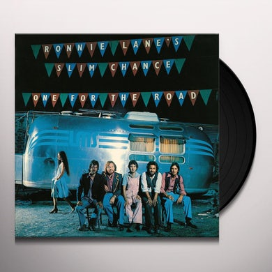 Ronnie Lane ONE FOR THE ROAD Vinyl Record