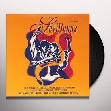 Sevillanas De Carlos Saura / Various Vinyl Record
