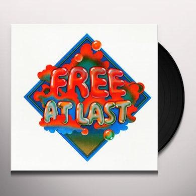 FREE AT LAST Vinyl Record