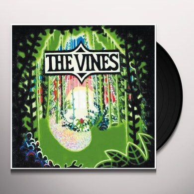 The Vines HIGHLY EVOLVED Vinyl Record