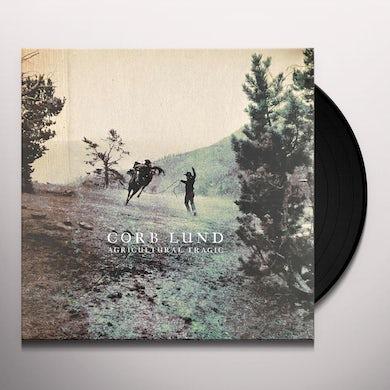Corb Lund Agricultural Tragic Vinyl Record