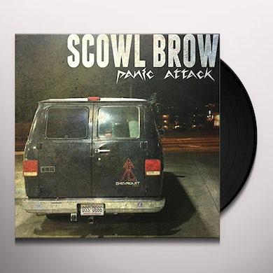 Scowl Brow PANIC ATTACK Vinyl Record