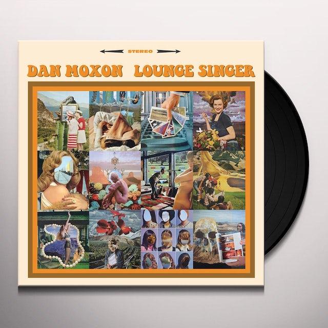 Dan Moxon LOUNGE SINGER Vinyl Record
