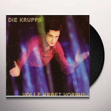 Die Krupps VOLLE KRAFT VORAUS Vinyl Record