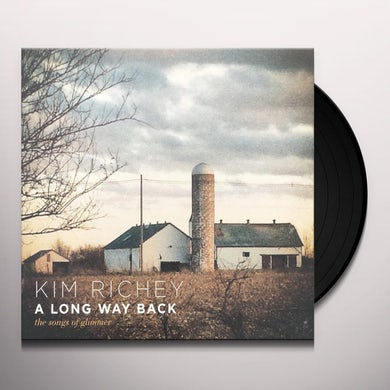 Kim Richey LONG WAY BACK: THE SONGS OF GLIMMER Vinyl Record