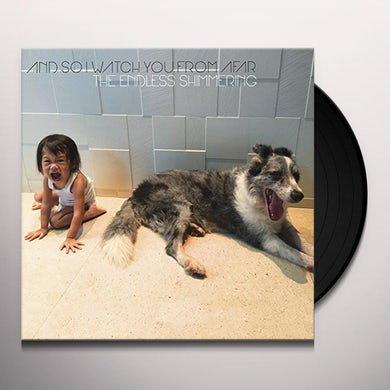 And So I Watch You From Afar ENDLESS SHIMMERING Vinyl Record