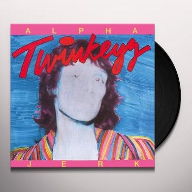 TWINKEYZ ALPHA JERK Vinyl Record