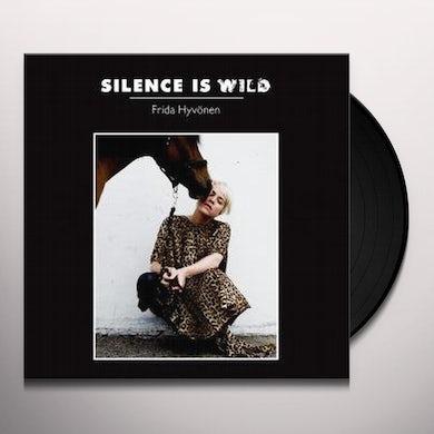 SILENCE IS WILD Vinyl Record