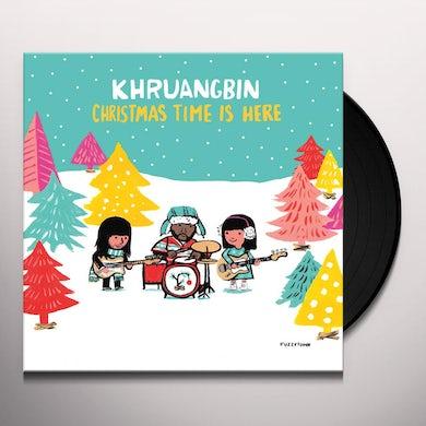 Khruangbin CHRISTMAS TIME IS HERE Vinyl Record