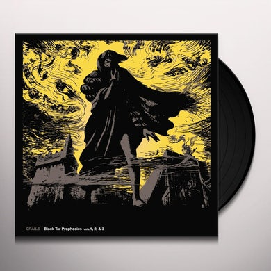 BLACK TAR PROPHECIES VOLS 1 2 & 3 Vinyl Record