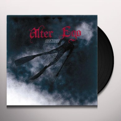 Alter Ego ROCKER (BLACK STROBE RMX) Vinyl Record