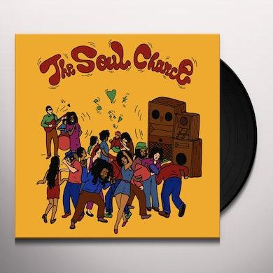SOUL CHANCE Vinyl Record