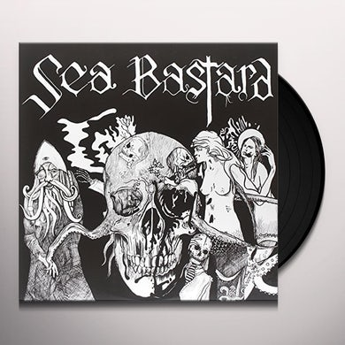 Sea Bastard SCABROUS Vinyl Record