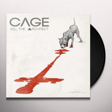 Cage KILL THE ARCHITECT Vinyl Record