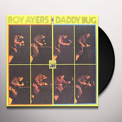 Roy Ayers DADDY BUG Vinyl Record
