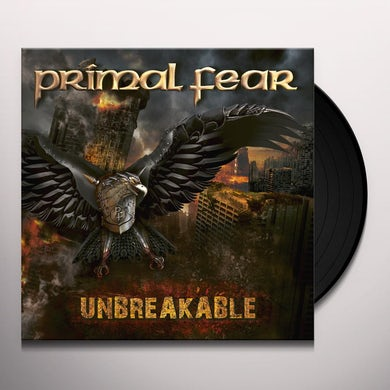 Primal Fear Unbreakable Vinyl Record