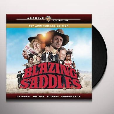 Mel Brooks / John Morris BLAZING SADDLES / Original Soundtrack Vinyl Record