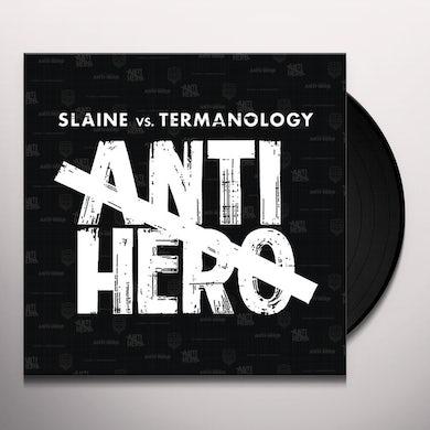 Slaine Vs Termanology ANTI-HERO Vinyl Record