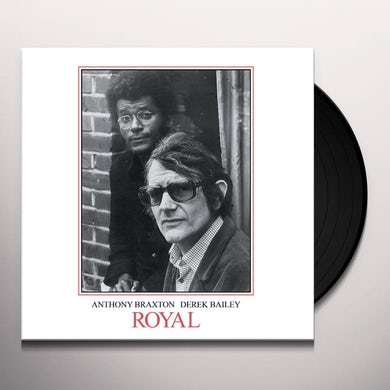 Derek Bailey ROYAL Vinyl Record