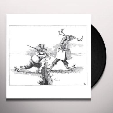 DEREK BAILEY & HAN BENNINK Vinyl Record