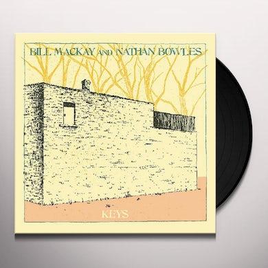 Bill Mackay / Nathan Bowles KEYS Vinyl Record