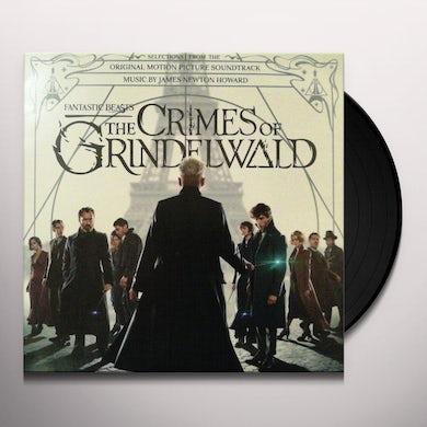 James Newton Howard FANTASTIC BEASTS: THE CRIME OF GRINDELWALD Vinyl Record