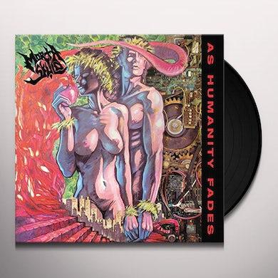 Morta Skuld AS HUMANITY FADES Vinyl Record