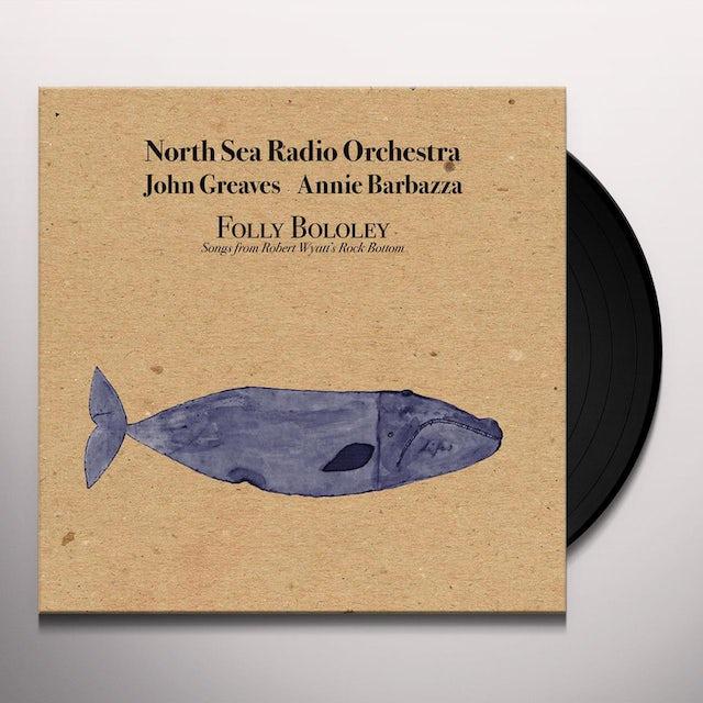 North Sea Radio Orchestra / Annie Barbazza FOLLY BOLOLEY Vinyl Record