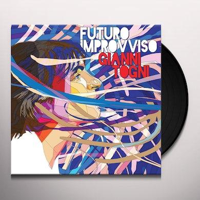 Gianni Togni FUTURO IMPROVVISO Vinyl Record