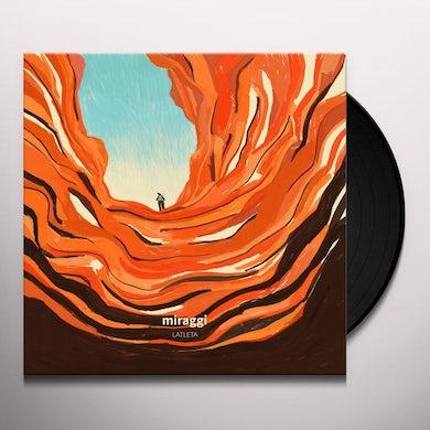 Latleta MIRAGGI Vinyl Record