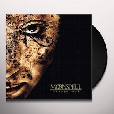 Moonspell LUSITANIAN METAL Vinyl Record