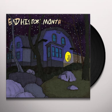 Bad History Month DEAD & LOVING IT: INTRODUCTORY EXPLORATION OF Vinyl Record